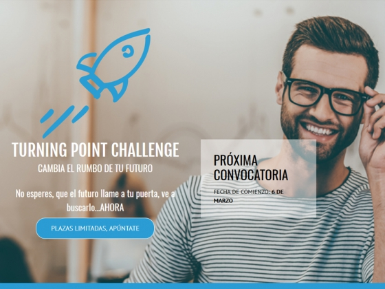 Turning Point Challenge, una oportunidad formativa para jóvenes
