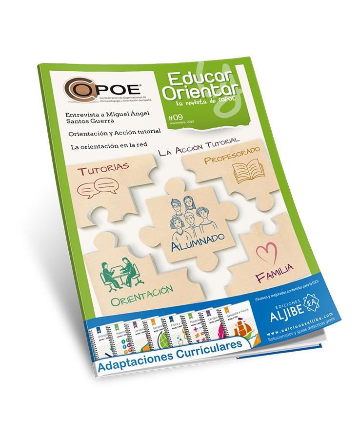 """Ya está disponible el nº 9 de """"Educar y Orientar"""", la Revista de COPOE"""