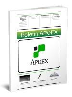 Boletín APOEX - Marzo 2021